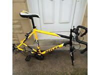 Reflex tour racing bike