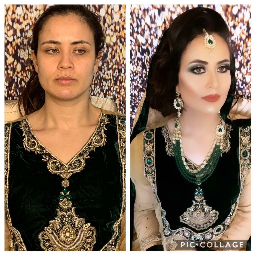 PRO BRIDAL/PARTY MAKEUP ARTIST AND HAIRSTYLIST reasonable