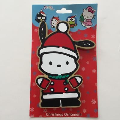 "Sanrio Pochacco Christmas Ornament 5"""