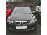 Mazda 6 Sport 2006 - spares or repair - great spec kit and performance car in need of tlc