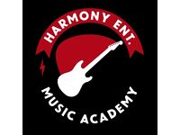 Guitar , singing , bass and drums lessons with Harmony Ent. Teacher . Bury / Bolton / Manchester