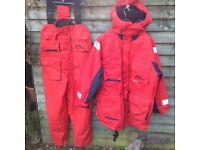Sundridge 2 piece floatation suit