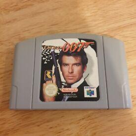Goldeneye 007 Nintendo 64 N64 Game