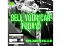 CarBuyerLocal is looking to buy your car today!