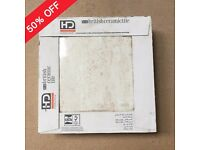 Ceramic & Porcrlain tiles 50% Off