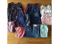 Winter Girls 12 - 18 months clothes bundle
