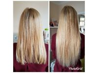 Mobile micro ring hair extensions kent