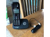BT 1200 phone and Base station (no plug)