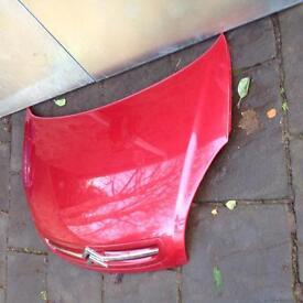 Citroen Picasso Bonnet Red EKQD