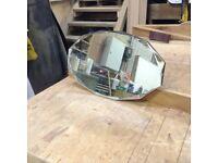 1930s vintage mirror