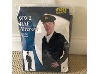 Mens WW2 RAF Aircrew costume