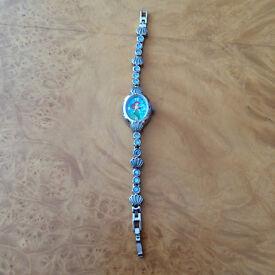 New - little mermaid girl's watch
