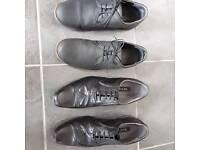 Mans shoes size 8 size 9