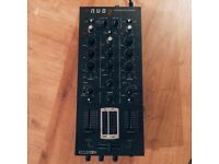 ECLER NUO 2 - 2 CHANNEL DJ MIXER