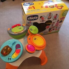 Chicco music band table, activity table - £10 Ono