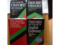Learning English? Useful reference books