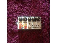 ZVEX VEXTER Fuzz Factory USA Excellent Condition