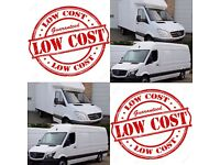 Man and van call for a cheap quote now!