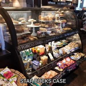 Open Cooler / Grab and Go / Pastry Display Case