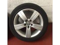 Audi Sport 17 Inch Alloy