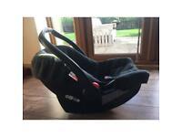 Baby car seat!