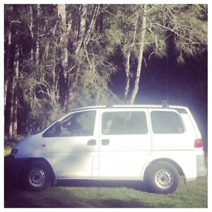 1997 Mitsubishi starwagon Campervan Brisbane City Brisbane North West Preview
