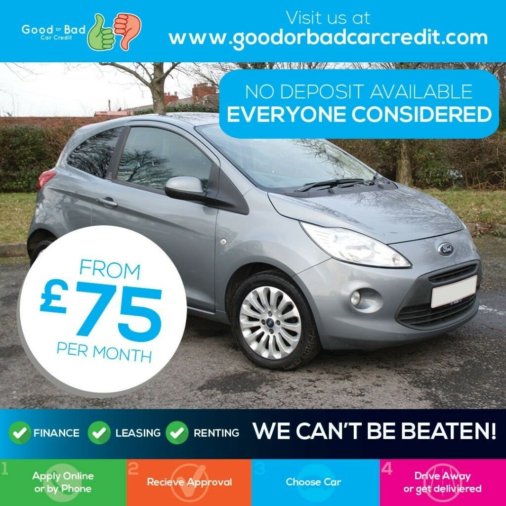 Ford Ka   Zetec S S Dr Good Bad Credit Car Finance
