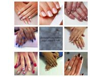 Hair Extensions and Nails - Enchanted Beauty Boutique