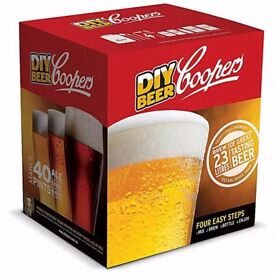 Coopers Home Brew beer kit AS NEW