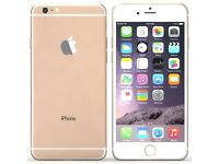 iPhone 6 plus 64GB Gold 3 weeks old insurance replacement, full year apple care remaining £350 ono