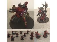 Warhammer Models Painted 4 u