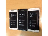 SAMSUNG GALAXY A3 2016 UNLOCKED BRAND NEW BOXED COMES WITH UK SAMSUNG WARRANTY & RECEIPT