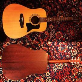 Good solid Tanglewood acoustic steel string