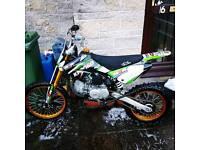 KMX 160CC M2R MX bike