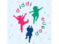 Part Time diddi dance teacher required