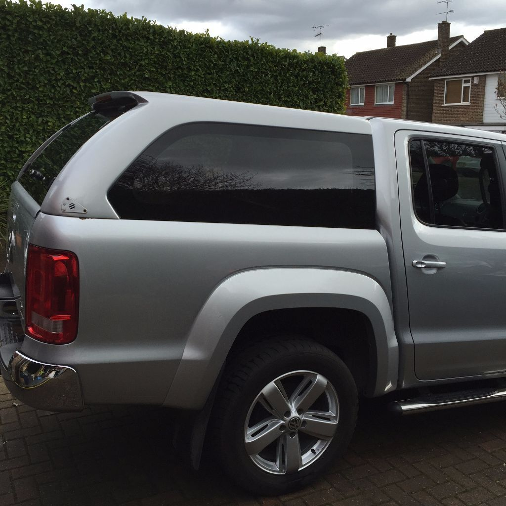 VW Volkswagen Amarok Hardtop Canopy **Price Reduced** Only £375 + VAT & VW Volkswagen Amarok Hardtop Canopy **Price Reduced** Only £375 + ...