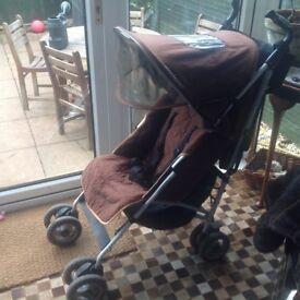 Maclaren Techno stroller / pushchair / proms