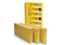 Isover Cavity Wall Insulation Slabs Floor Loft Roll | 50mm 75mm 85mm 100mm 150mm