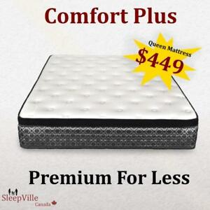 Windsor Area Mattress Sale! *Call 226-783-9377 *FREE Same Day Delivery* Serving Windsor/Essex Area
