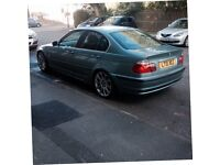 2001 51 PLATE BMW 325i , MOT MARCH 2017, SWAPS PX WELCOME, DRIVE LIKE BRAND NEW, QUICK SALE £999
