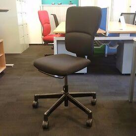 Steelcase Operators Chair Black