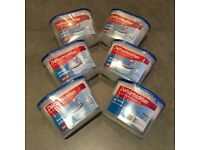 Dehumidifer set (10 total) - new and unopened