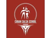 FREE Salsa Taster Class this Sunday
