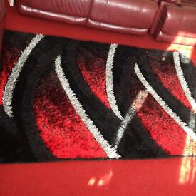 Carpet Made in Turkey. It is a few months old. it is in good clean.