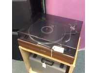 Pioneer record deck turntable spares or repairs