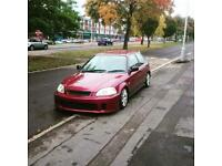Honda Civic b18c4 registered as a 1.4 **P/X WELCOME**