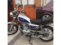 Lexmoto Vixen 63 Plate 125cc