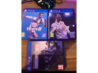 ps4 games all good condition £10 each