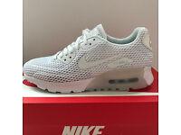 Nike Women's Air Max 90 Ultra Breathe, Size UK 6.5