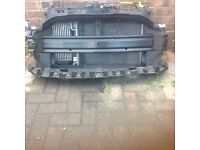 Ford Fiesta mk9 ecoboost front PANNEL complete
